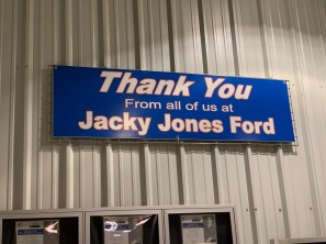Jacky Jones Ford has been the title sponsor of the Champ Show for several years.